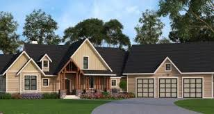 Multi Generational House Plans   Home Plans  amp  Styles   Archival    Contemporary Cottage Lakefront House Plan