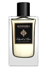 <b>Labyrinth Of Spices</b> Extrait de Parfum by <b>Alghabra</b> Parfums ...