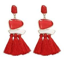 Trend Boho Vintage Statement <b>Jewelry</b> Ethnic Fringe <b>Earrings</b> ...