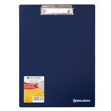 Купить Доска-<b>планшет BRAUBERG Contract</b> сверхпрочная с ...