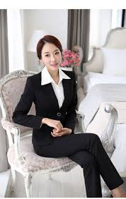 com buy women wear suit slim autumn and winter com buy women wear suit slim 2015 autumn and winter ms long sleeved dress suit an essential interview suit on behalf of women from reliable