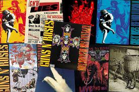 <b>Guns N</b>' <b>Roses</b> Album Art: The Wild Stories Behind All Six Covers