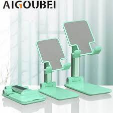 T1 General <b>Folding</b> Table Mobile Phone Plastic <b>Holder</b> Bracket ...