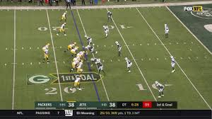 Packers QB Rodgers finds WR Adams for game-winning TD