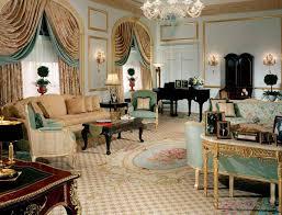 MODEL RUANG TAMU KLASIK Desain  Interior Ruang Tamu Klasik