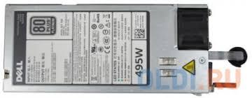 <b>Блок питания Dell Power</b> Supply (1 PSU) 495W Hot Swap, Kit for ...