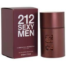 Carolina Herrera <b>212 Sexy Men</b>, купить духи, отзывы и описание ...