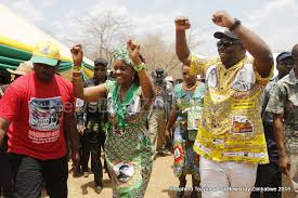 Image result for grace mugabe and saviour kasukuwere