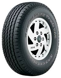 BFGoodrich Radial Long Trail T/A 225/75 R15 102S tire ...