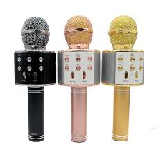Original <b>WS858</b> Bluetooth Wireless Condenser Magic Karaoke ...