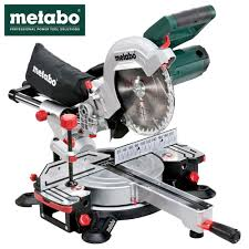 <b>Metabo KGS 216</b> M Compound Crosscut and Mitre Saw | Tools4Wood