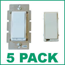 5 ge 12730 z wave in wall smart fan control 5 pack buy ge ge 45613