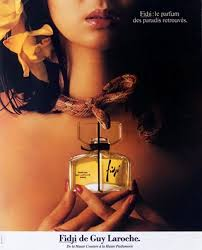 <b>Fidji</b> by <b>Guy Laroche</b> (1966) - Yesterday's Perfume