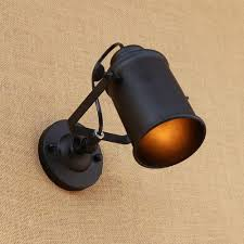 <b>OYGROUP Modern</b> Wall Lamp Iron Metal Wall Light Fixtures Living ...