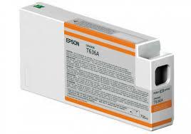 <b>Orange</b> ink for <b>Epson</b> Stylos Pro 7900, 9900, 7900WT