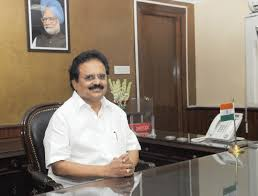 The Minister of State for Commerce & Industry Dr.E.M.S. Natchiappan