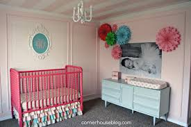 stripes ceiling idea also captivating wall decor feat little chandelier and contemporary baby nursery furniture baby nursery furniture