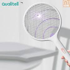 MI Xiaomi Youpin <b>Qualitell Electric Mosquito Swatter</b> Home Fly ...