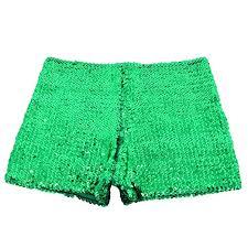 Mocure Women' s Shiny Sequin Casual Shorts Stylish ... - Amazon.com