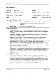 head teller resume cover letter cipanewsletter cover letter sample teller resume sample resume of teller bank