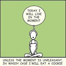 Image result for living in th emoment pictures