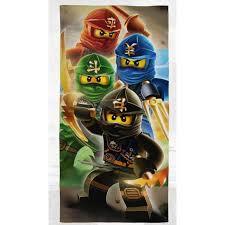 <b>Полотенце</b> Ninjago Quadrant 70х140 <b>Lego</b> — купить в Москве в ...
