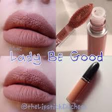 <b>MAC LADY BE GOOD</b> LIPS | Mac retro matte liquid lipstick, Best ...