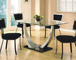 Interesting Dining Room Tables Dining Room Modern Minimalistic Jhoneslavaco