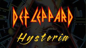 <b>Def Leppard</b> - Hysteria (Lyrics) Official Remaster - YouTube