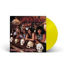 <b>Exodus</b> - <b>Pleasures Of</b> The Flesh Translucent Highlighter Yellow LP ...