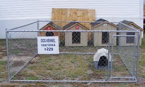 Building a Den for Your Dog   MYGERMANSHEPHERD ORGdoghouse inside kennel
