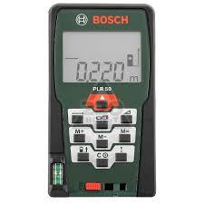 <b>Дальномер Bosch PLR 50</b> (0603016320) - купить, цена, отзывы ...