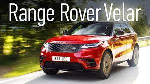 Первый тест кроссовера <b>Range Rover</b> Velar. Как едет самый ...