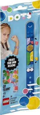 <b>Конструктор LEGO</b> DOTS 41911 <b>Браслет Чемпионки</b> — купить в ...