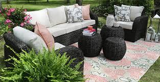 patio furniture deep seating sets amazoncom patio furniture