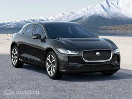 Купить новый Jaguar I-Pace I в Москве: Ягуар Ай-Пейс I 2018 года ...