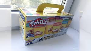 Play-Doh <b>Набор 20</b> банок (A7924) купить в Москве   Личные вещи ...