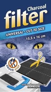 <b>Moderna универсальный фильтр</b> для туалета 15х16 см