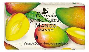 Купить <b>натуральное мыло Profumi Tropicali</b> Mango 100г Florinda в ...