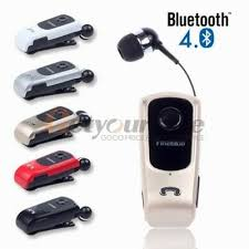 Original <b>FineBlue F920</b> Wireless <b>Bluetooth Headset</b> Business ...