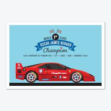 <b>Ferrari F40</b> - sammyeve