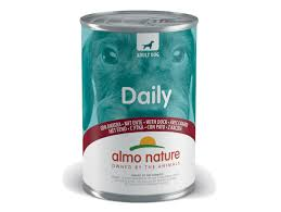 <b>Almo Nature Dog</b> Food - Food - <b>DogDaily Dogs</b> 400g with duck ...