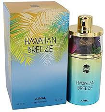 <b>Ajmal Hawaiian Breeze</b> Eau De Parfum Spray 75ml: Amazon.co.uk ...