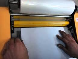 Двухсторонее <b>ламинирование</b>, рулонный ламинатор <b>Bulros</b> ...