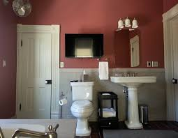architecture bathroom toilet: kohler pedestal sink with graff faucets and vanity