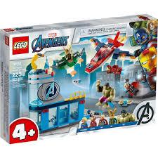 Купить <b>конструктор LEGO Super Heroes</b> Мстители: гнев Локи ...