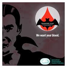 <b>Vampire</b> Cup | IPSF - International Pharmaceutical Students ...