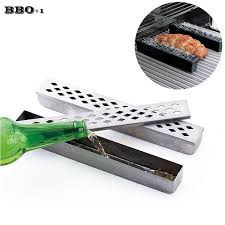 <b>Stainless Steel</b> Barbecue Grill Humidifier BBQ Accessories Cold ...