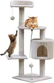 Buy Callas <b>Cat Tree</b> 4711 (Biege) for Kittens only Online at Low ...