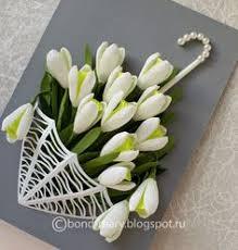 Цветы Из Креп-бумаги: лучшие изображения (1155) в 2019 г ...